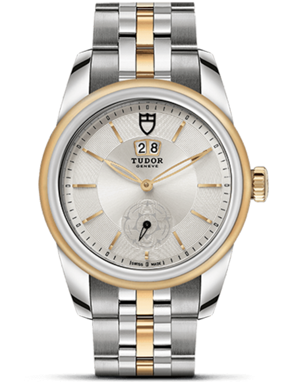 TUDOR GLAMOUR DOUBLE DATE 42 MM 57003
