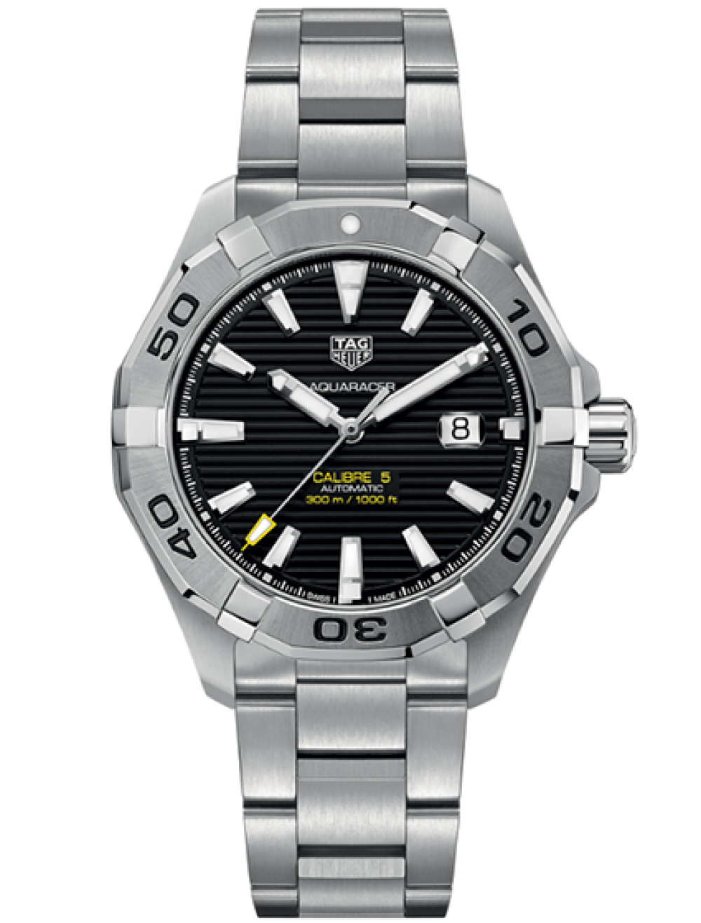 TAG HEUER AQUARACER 300 M CALIBRO 5 WAY2010.BA0927