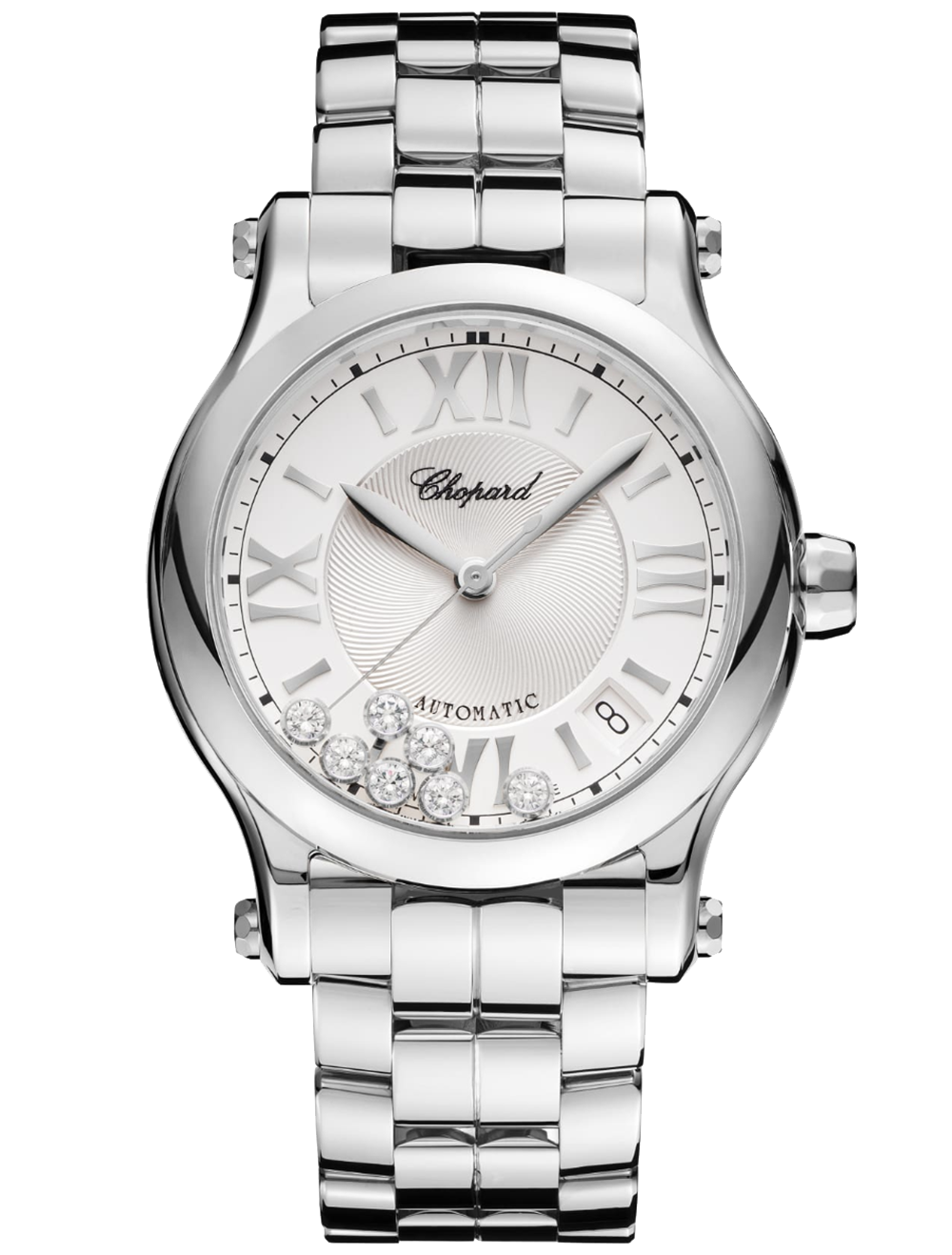 CHOPARD HAPPY SPORT 36 MM AUTOMATIC 278559-3002