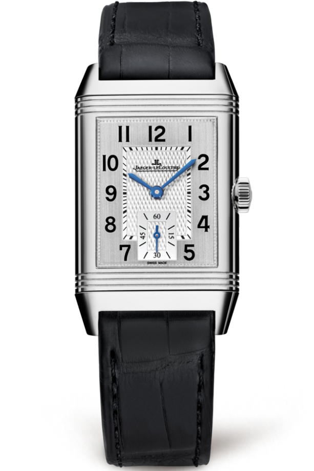 JAEGER LECOULTRE REVERSO CLASSIC MEDIUM DUOFACE SMALL SECOND 2458420