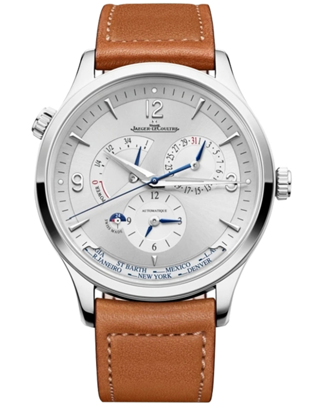 Jaeger-LeCoultre Master Control Geographic 4128420