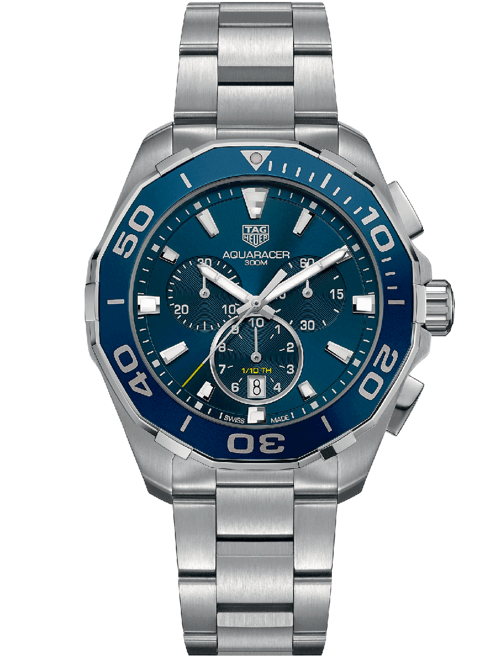 TAG HEUER AQUARACER CHRONOGRAPH 43 MM CAY111B.BA0927