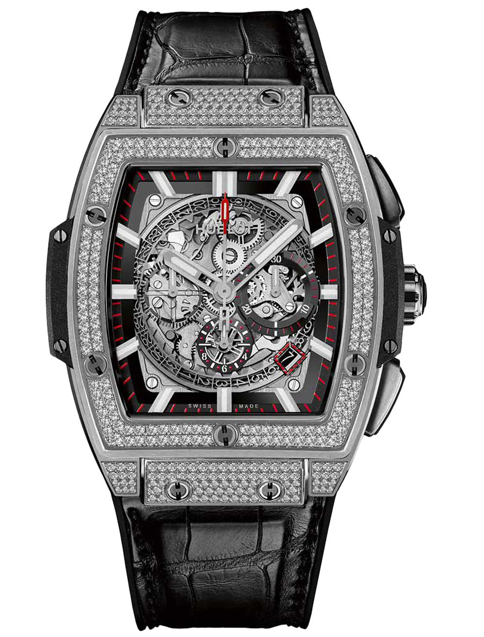 HUBLOT SPIRIT OF BIG BANG 601.NX.0173.LR.1704