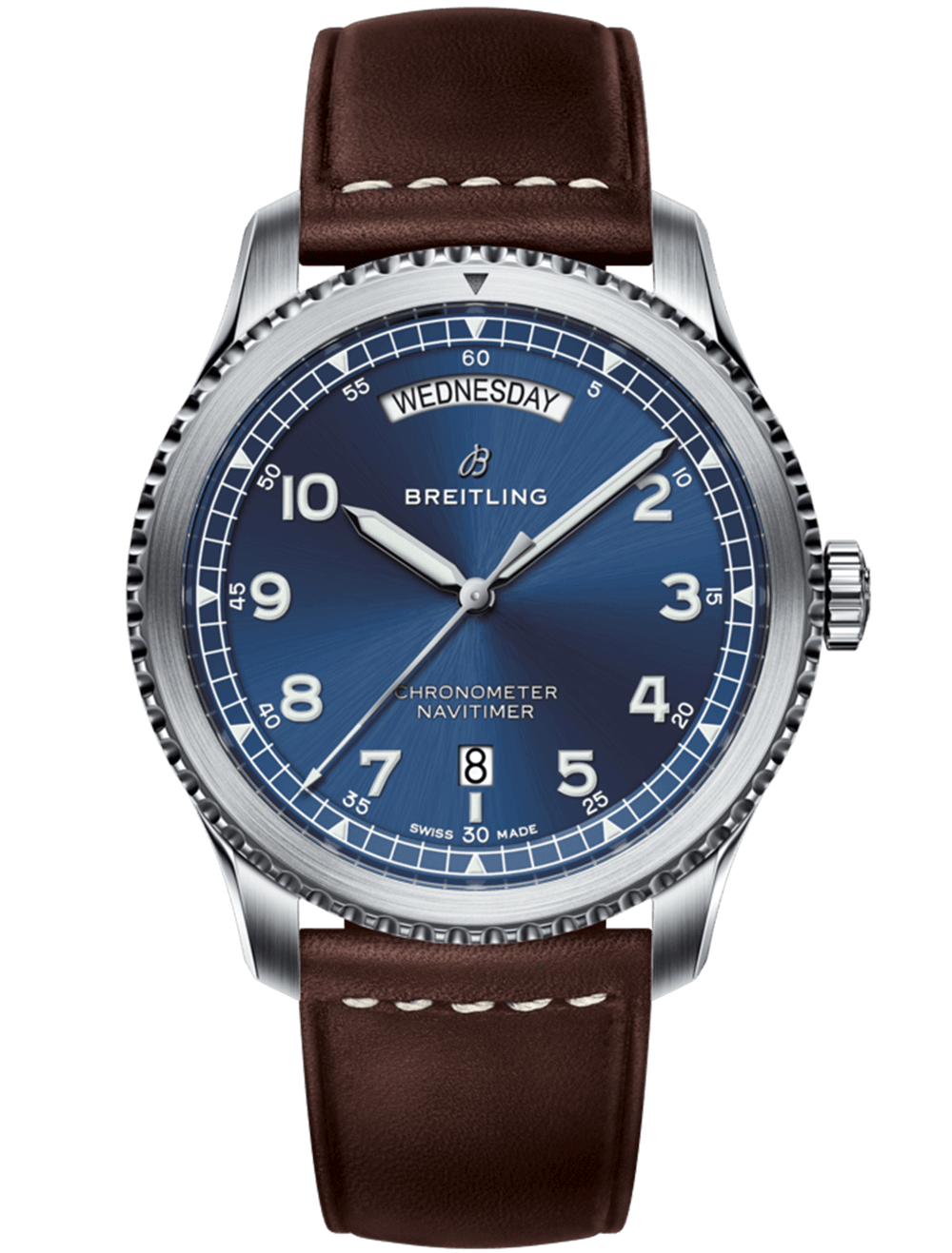 NAVITIMER 8 AUTOMATIC DAY & DATE 41 A45330101C1X2