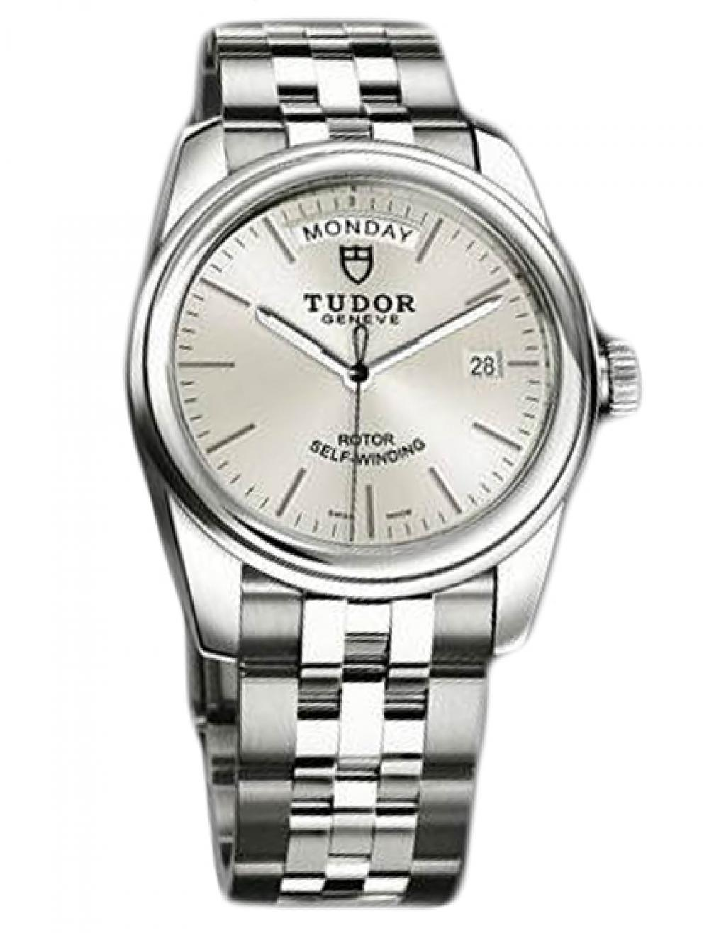 TUDOR GLAMOUR DAY-DATE 39 MM 56000-1
