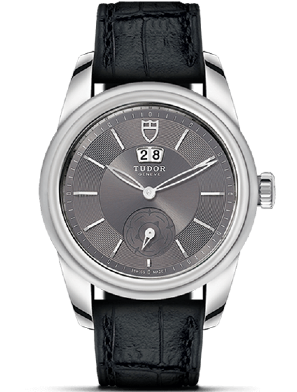 TUDOR GLAMOUR DOUBLE DATE 42 MM 57000