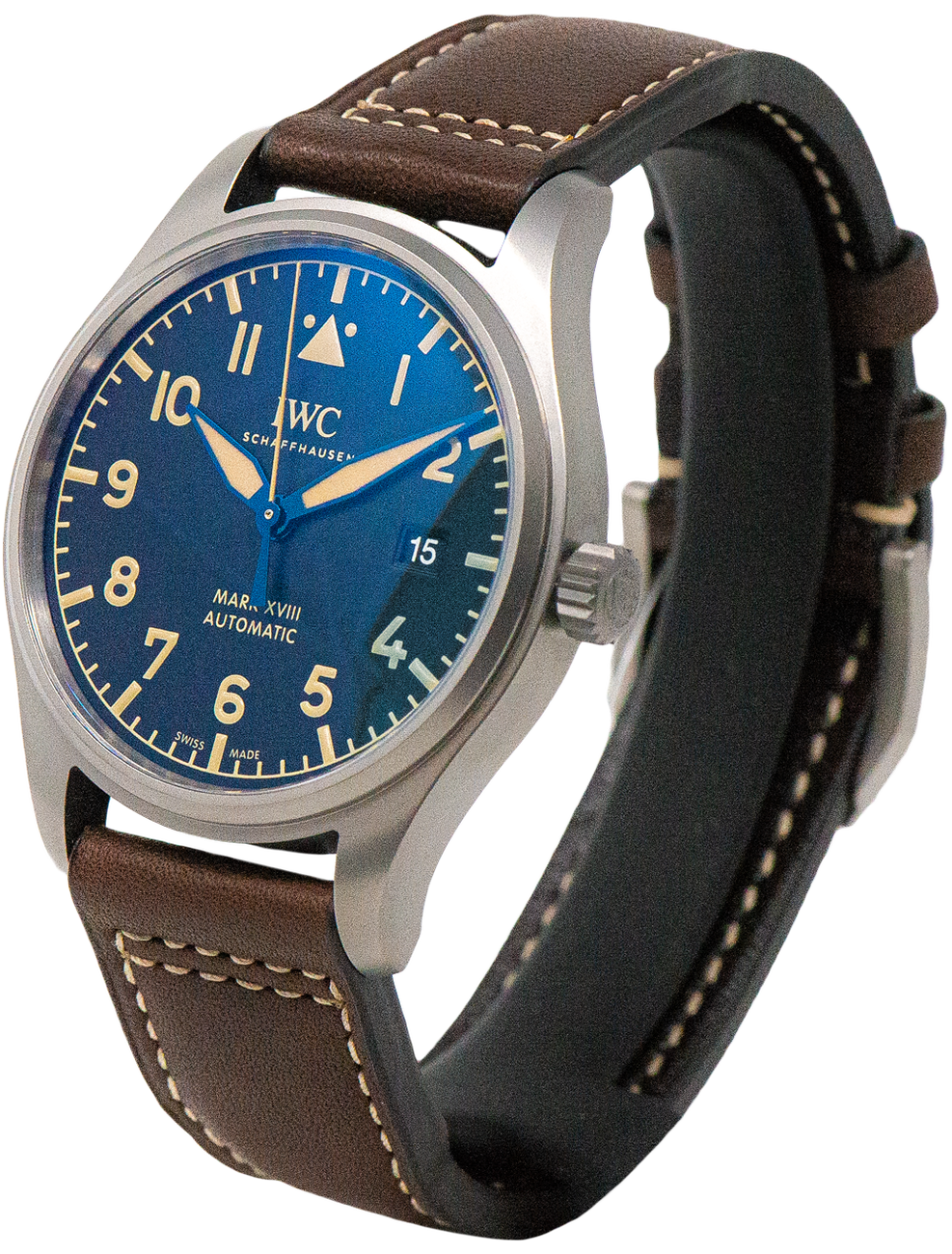 IWC PILOTS WATCH MARK XVIII HERITAGE 40 IW327006