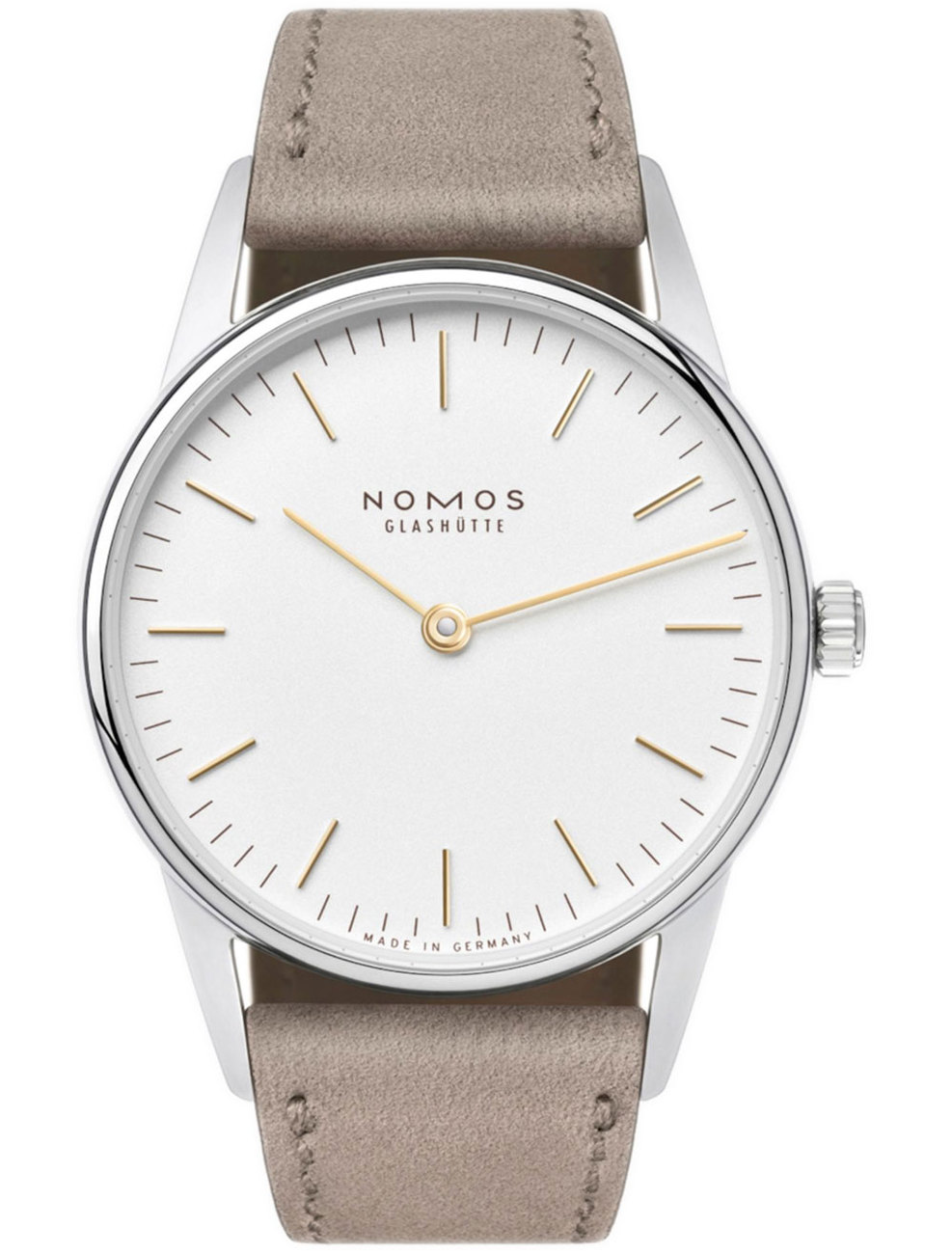 NOMOS GLASHUTTE ORION 33 DUO 319