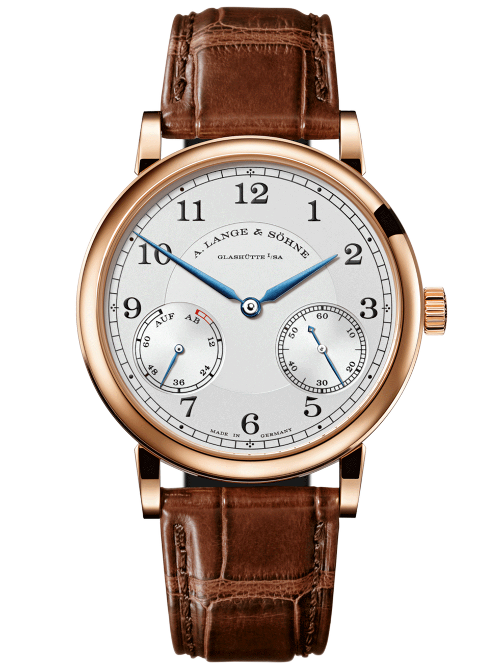 A . LANGE & SOHNE SAXONIA 1815 UP/DOWN 234.032