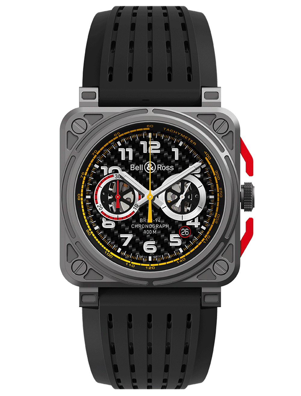 BELL & ROSS BR03 LIMITED EDITION BR0394-RS18