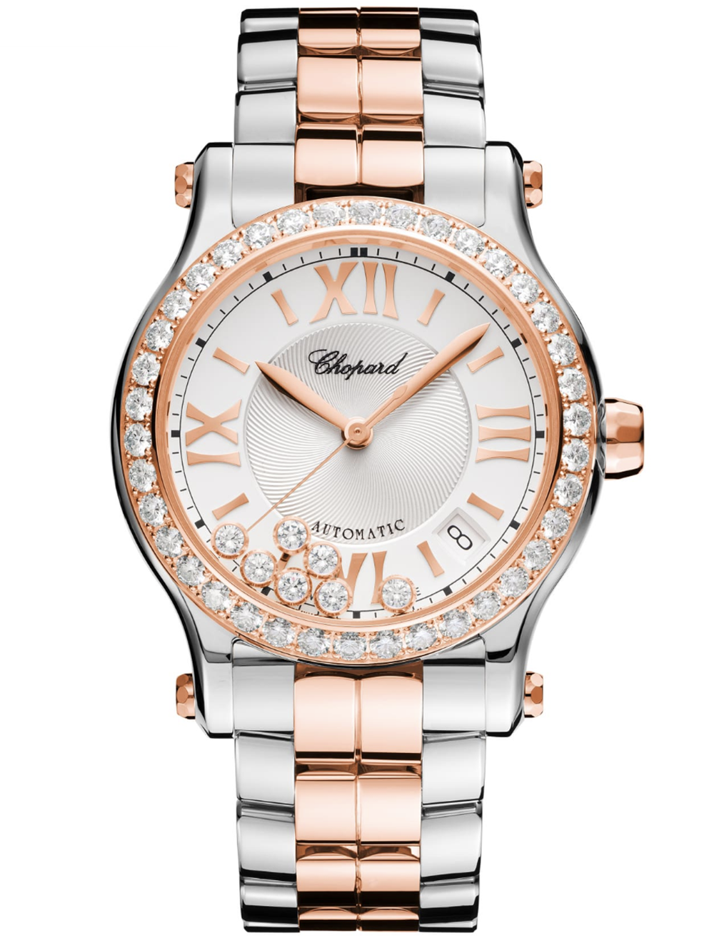 CHOPARD HAPPY SPORT 36 MM AUTOMATIC 278559-6004