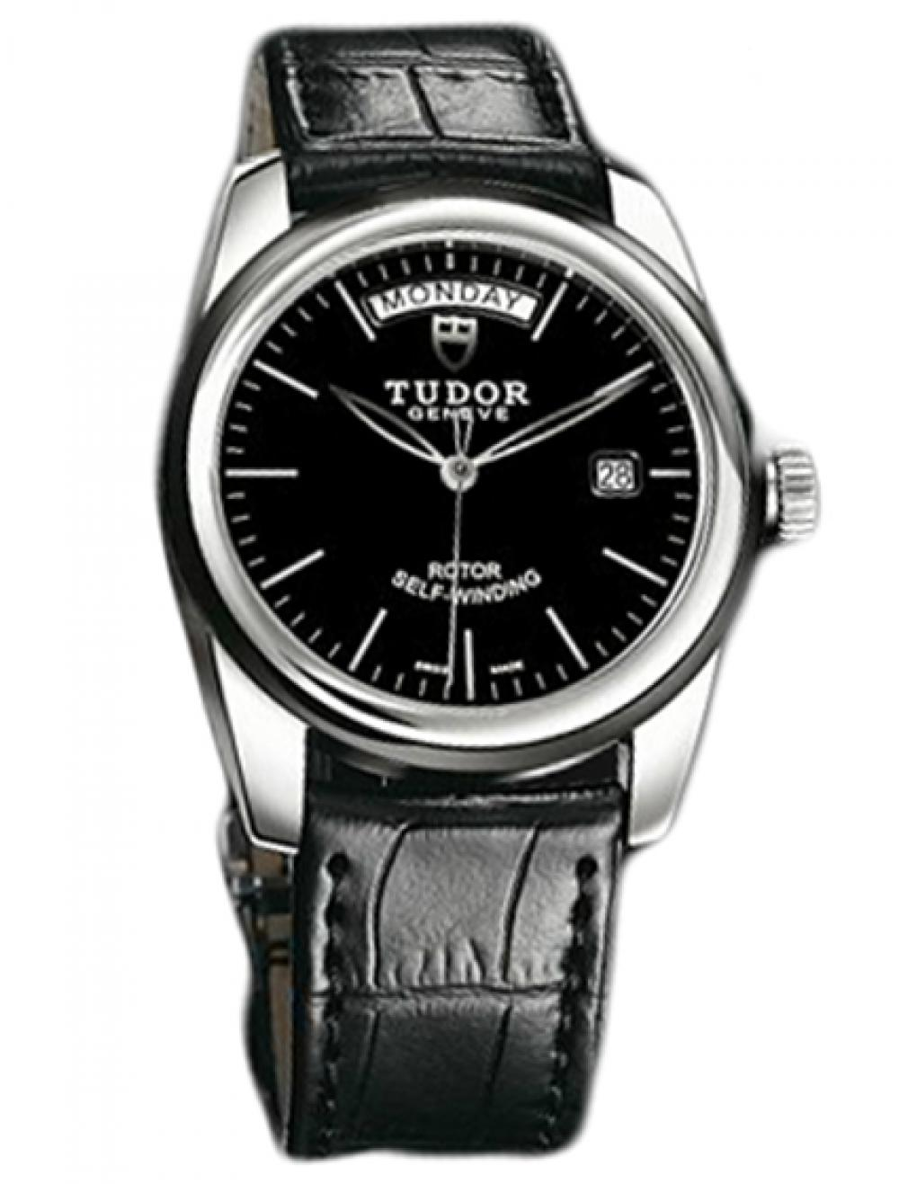 TUDOR GLAMOUR DAY-DATE 39 MM 56010N