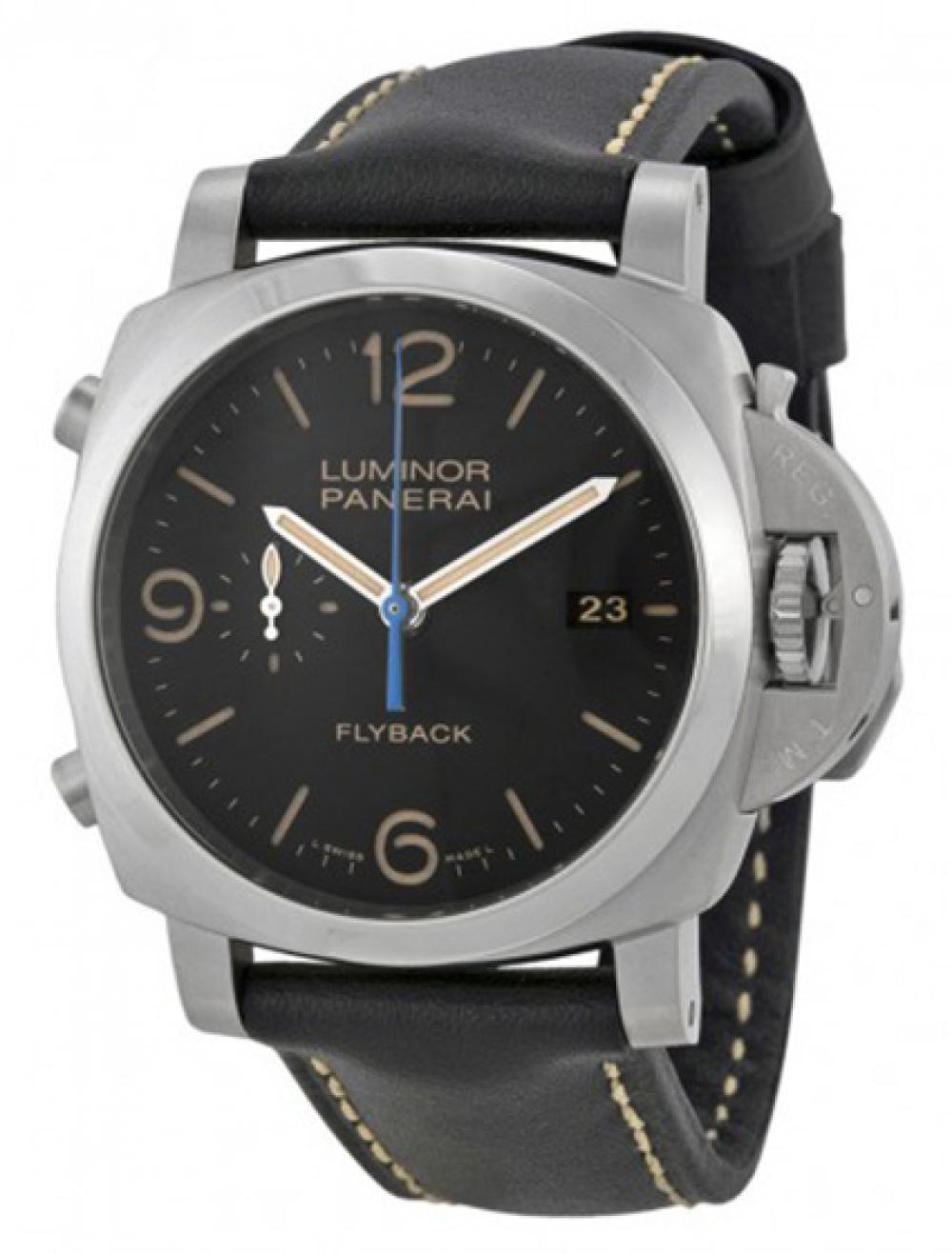OFFICINE PANERAI LUMINOR 1950 44 MM 3 DAYS CHRONO FLYBACK PAM00524
