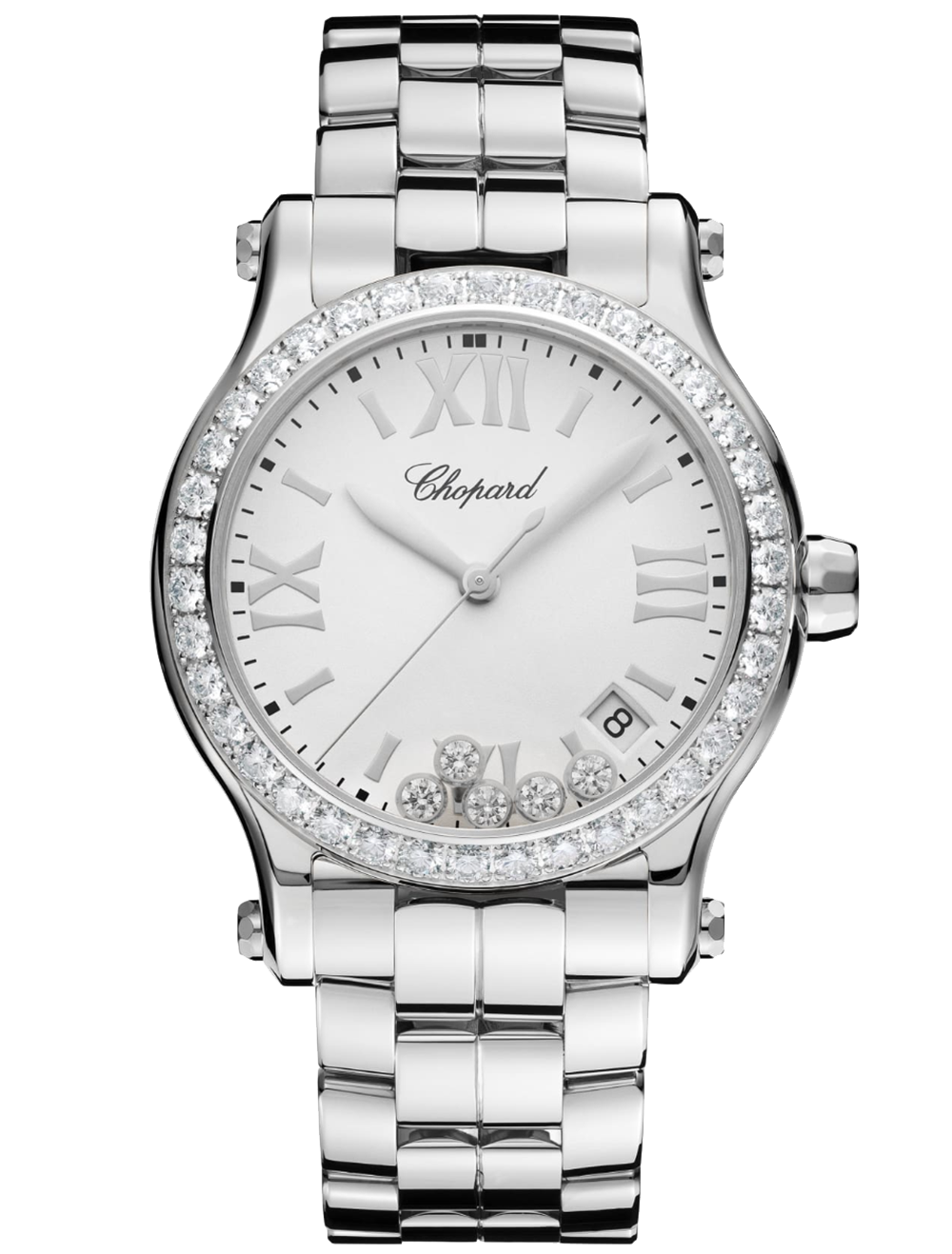 CHOPARD HAPPY SPORT 36 MM QUARTZ 278582-3004
