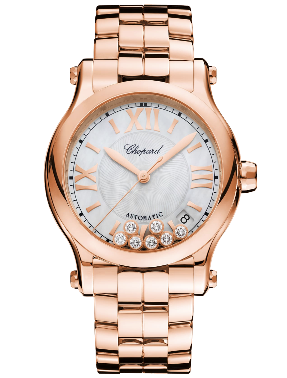 CHOPARD HAPPY SPORT 36 MM AUTOMATIC 274808-5009