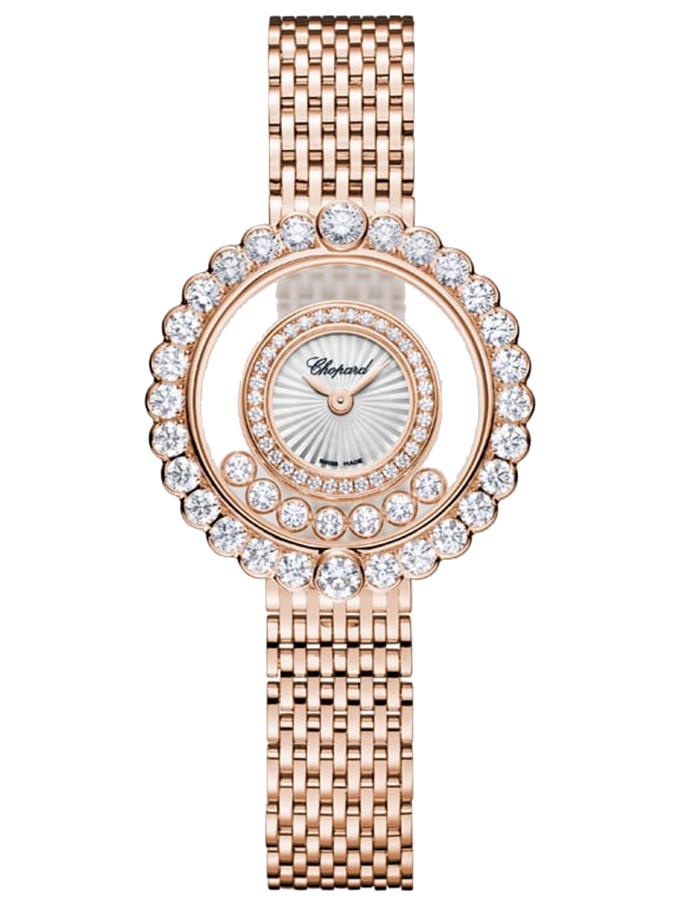 CHOPARD MONTRE HAPPY DIAMONDS ICONS 204180-5201