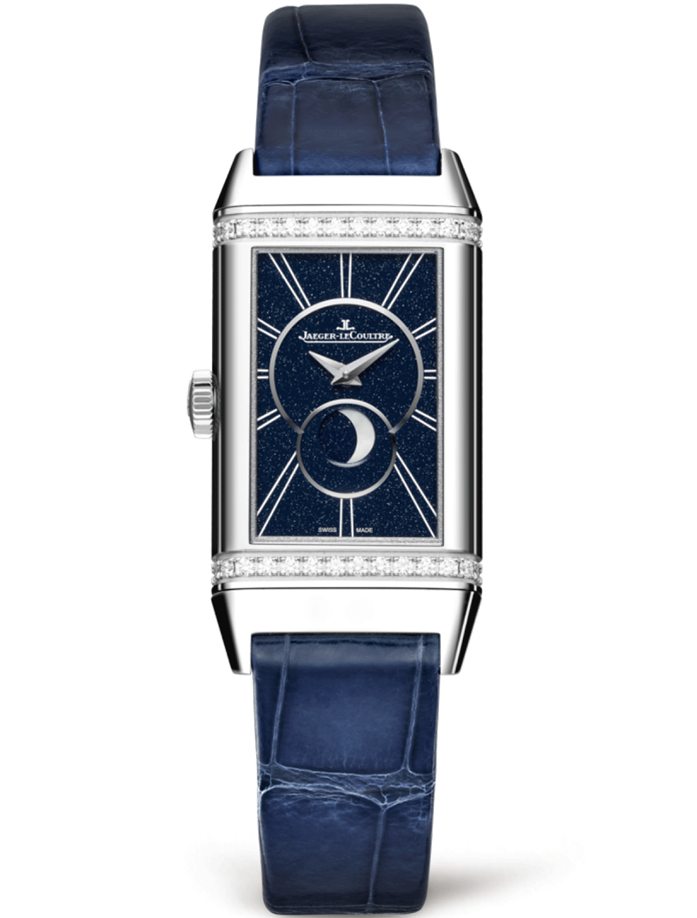 JAEGER LECOULTRE REVERSO ONE DUETTO MOON 3358420