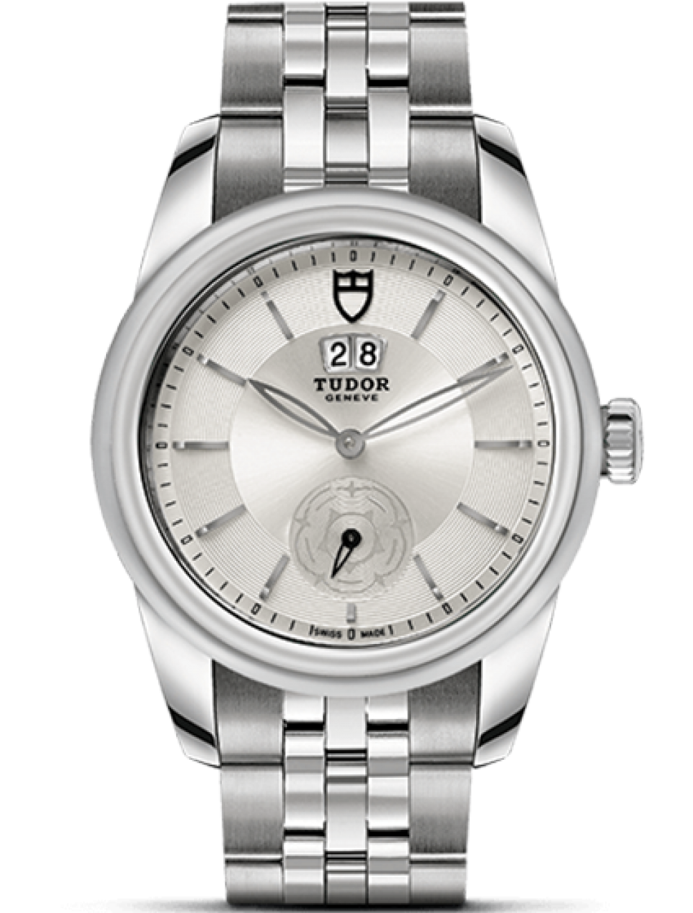 TUDOR GLAMOUR DOUBLE DATE 42 MM 57000-1